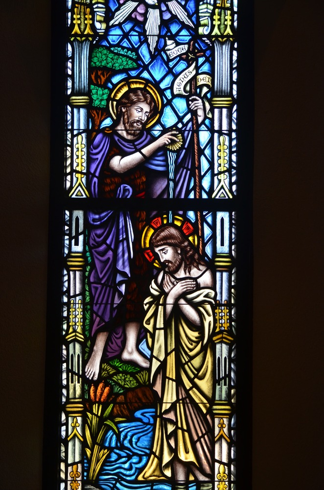 Stained Glass Windows Our Lady Of Walsingham Catholic