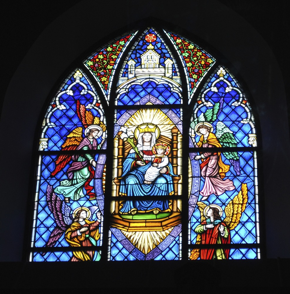 Stained Glass Windows Photo Album Thumbnail 2